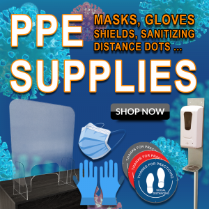 PPE In Stock!